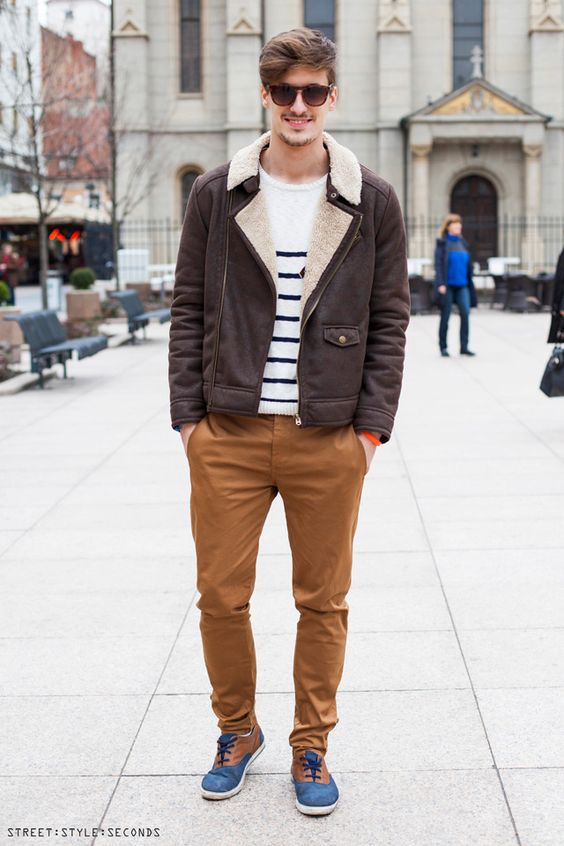 stylish guys by Street Style Seconds, elegant look, cool clothing ...
