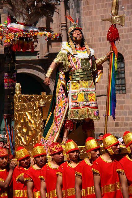 Vamos al Inti Raymi