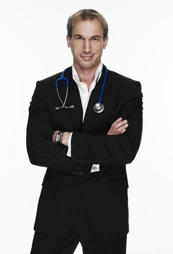 Favourite Doctor :') #DrChristian