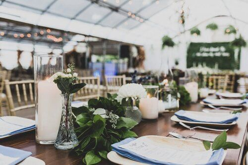 Penn Rustics Rentals Wood Wooden Farm Farmhouse Event Wedding Party Table Rental Pittsburgh Pa Rustic Greenhouse Wedding Wedding Party Table Wedding Rentals