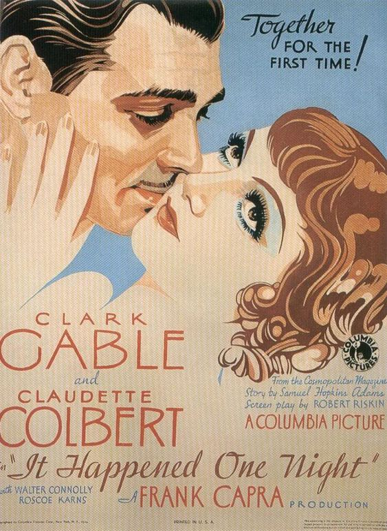 Old Movie Posters... I love this movie so much! It's a classic!