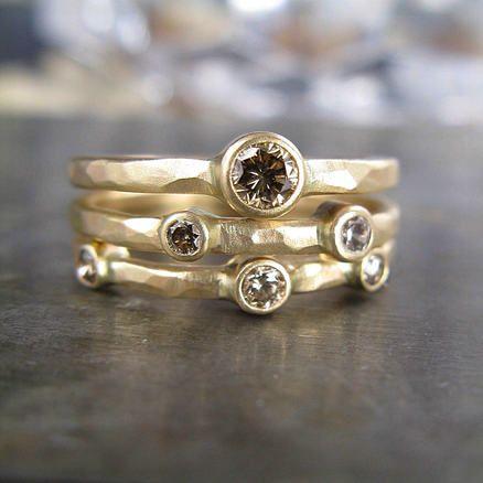 I love rings...