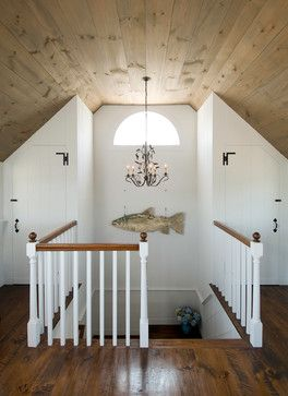 Cape Cod House - traditional - staircase - boston - Judge Skelton Smith Architects