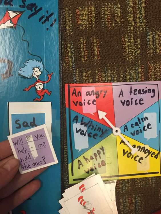 I love fun ways to interact with your children, especially when they provide wonderful teaching moments. This game helps to teach tone of voice and body language as well as how it affects others' feelings.