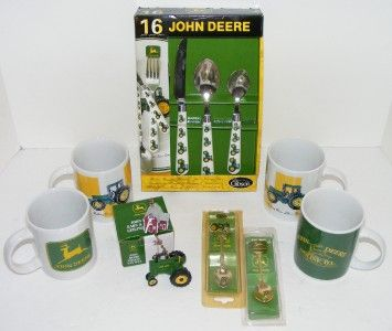 Details About New John Deere Collection Choice Flatware