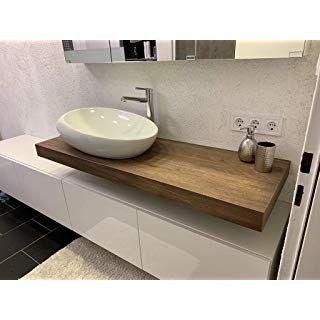 Pin Von Ulrike Weber Auf Bad In 2020 Aufsatzwaschbecken Spiegelschrank Waschbecken