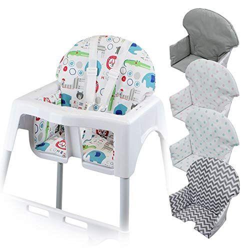 Monsieur Bebe Housse D Assise Pour Chaise Haute Enfant Gamme