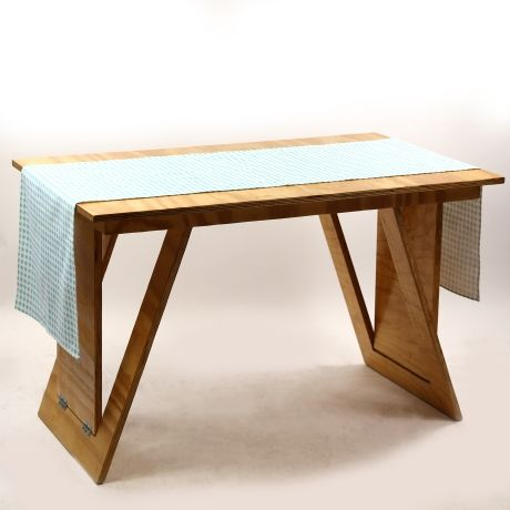 Table Not the runner(looks like a dish cloth and an insane price as well :( ) Star Runner – Design Team from Decorex Design Bliss - R199 (Save 0%)