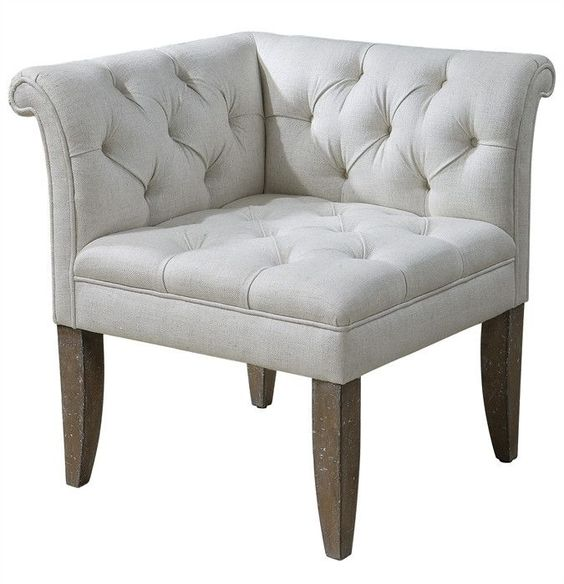 Uttermost Meliso Corner Chair (u20ac645) ❤ Liked On Polyvore Featuring Home,  Furniture, Chairs, Accent Chairs, Patterned Accent Chairs, Ikat Chairs, Cou2026