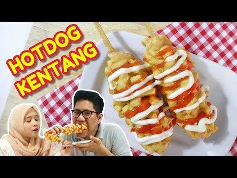 Resep Hotanghotdog Kentang Ala Dapur Adis Youtube