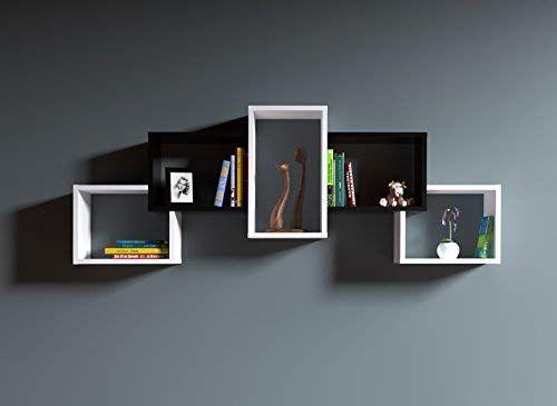 Set 3 mensole da muro a cubo scaffale parete design moderno vari colori. Peschinki Zasho Malcina Mensole Da Muro Design Amazon Anbinhtannhatrang Com