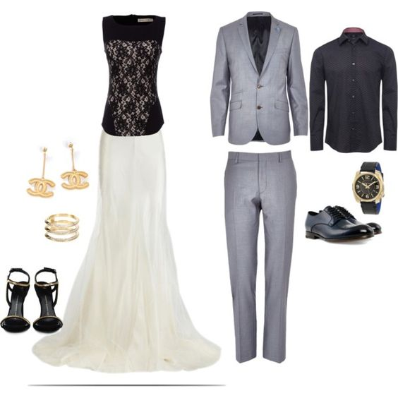 """Engagement Session Outfit"" 