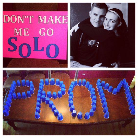Cute Ways To Ask Guy To Prom