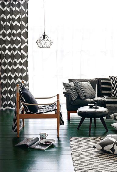Skandinavisk stil - Hemtex // Kreativa kvadrat