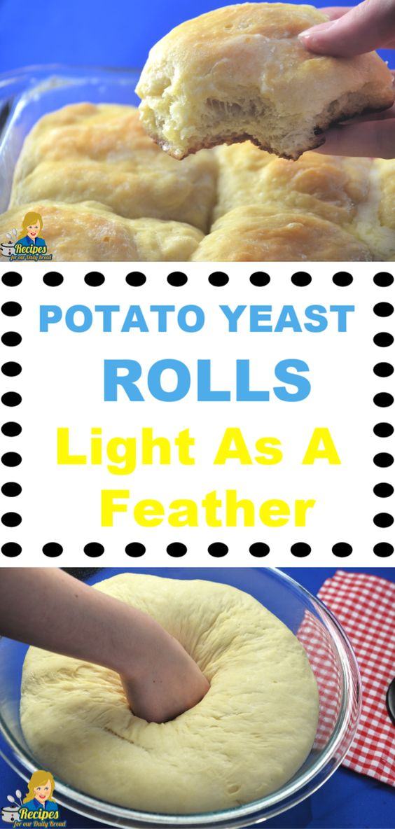 Potato Yeast Rolls
