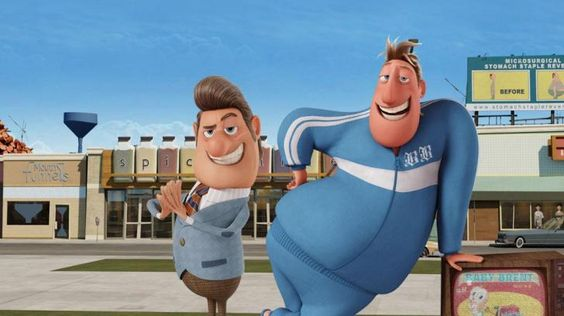 cloudy with a chance for meatballs - (#5688) - HD Wallpapers - Entertainment HQ Wallpapers on WallsInHD.com