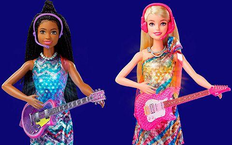 Barbie Big City Big Dreams Malibu And Brooklyn Dolls In 2021 Barbie Playsets New Barbie Dolls Barbie