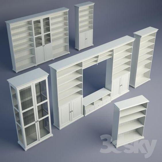 hemnes ikea vitrinenschrank. Black Bedroom Furniture Sets. Home Design Ideas