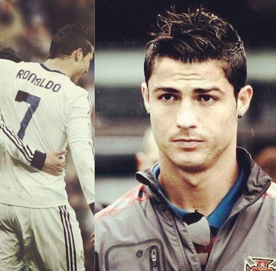 Christiano Ronaldo #mensfashion #mensjewellery www.urban-male.com