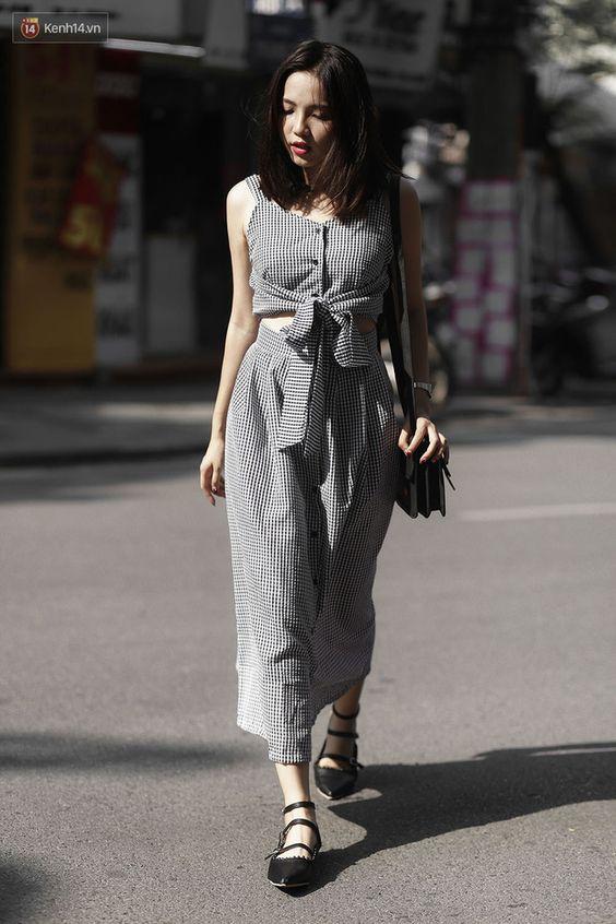 Street style 2 miền: Khi phong cách nữ tính, yểu điệu so kè với nghịch ngợm, phóng khoáng - Ảnh 3.