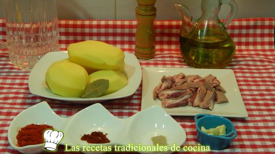 Receta fácil de patatas revolconas de ávila