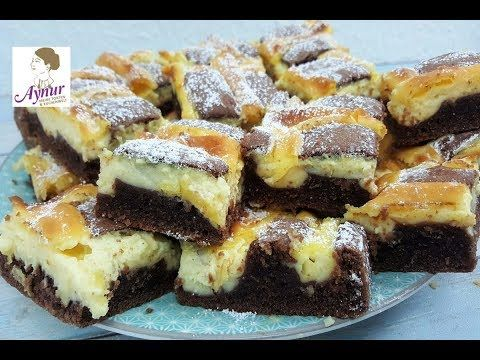 Eine Pudding Mascarpone Haube Verwandelt Einen Einfachen Kuchen Zum Gaumen Schmaus Youtube Dessert Rezepte Dessert Schnell Kuchen Und Torten