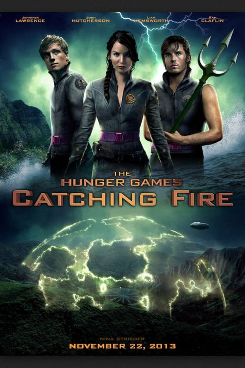 Catching Fire | A year an 2 months to go (Best Book)