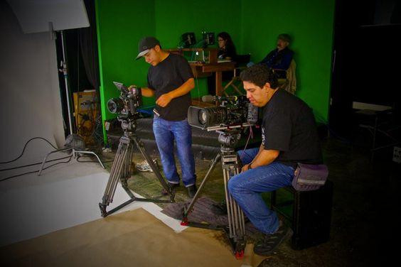 Filmando en el Foro B con la cámara Red Dragon y la Sony F3.  #sony #redshot #shotonred #reddragon