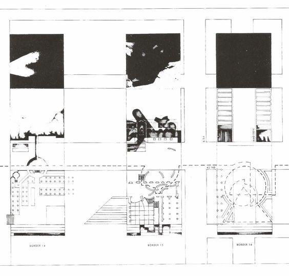 The Manhattan Transcripts, BERNARD TSCHUMI . The Street