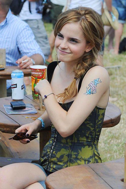 Peinliche tattoos