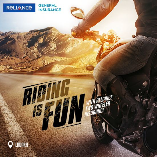 Reliance General Assures That Riding Is Fun With A Two Wheeler