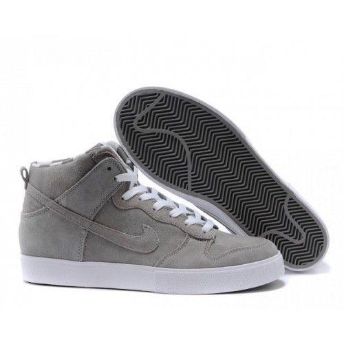Herren Nike SB Dunk Heißer Verkauf Nike Dunk SB Grau