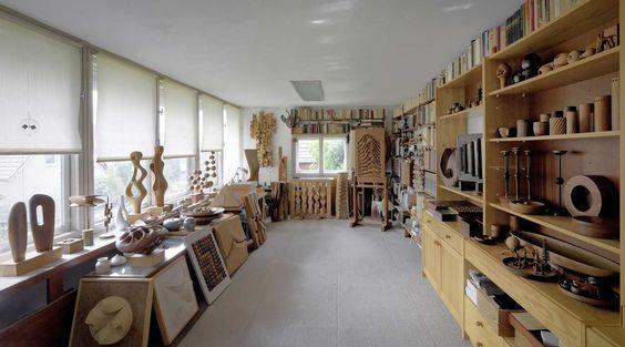 Lüder Baier • Dem Holz gewidmet Verlängert bis 22. Februar 2013 - Deutsche Werkstätten