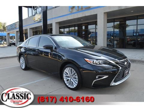 2016 Lexus Es 350 For Sale In Grapevine Tx Classic Chevrolet