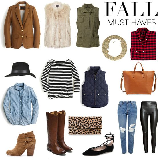 On the blog :: Learn what key pieces you need to add to your wardrobe this season with the ULTIMATE list of Fall Fashion must-haves.