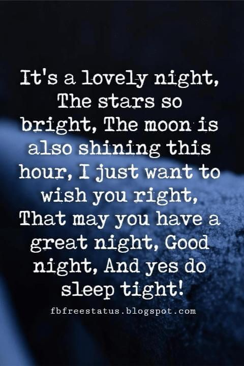 Sweet Good Night Quotes With Beautiful Good Night Pictures Good Night Quotes Goodnight Quotes Sweet Night Out Quotes