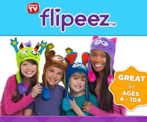 Flipeez™ Super Fun Action Hats | The hats that come to life right before your eyes! | Price: $19.98 | Order Here: http://goo.gl/MhwUiF | Guarantee: 45 Day Money-Back | #asseenontv #flipeez #halloween