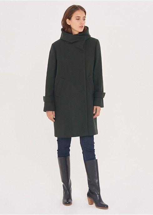 manteau femme hiver 2018 gerard darel
