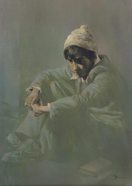 Art & Painting by Morteza Katouzian