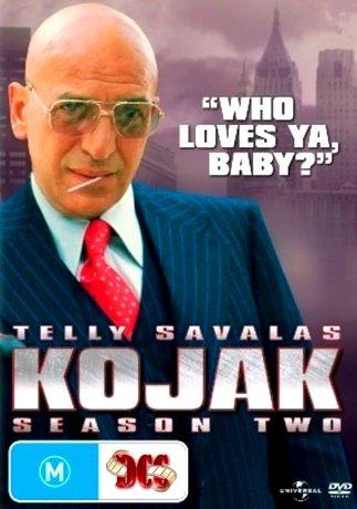 Kojak (1974) Temporada 2: