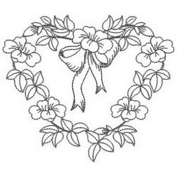 Сердечки, валентинки и прочие картинки к дню святого Валентина.   Украсим мир своими руками