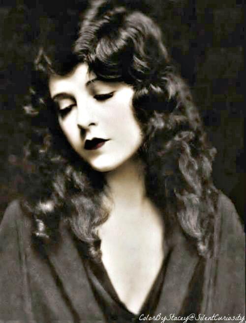 Nice Color~ June Marlowe, 1920s