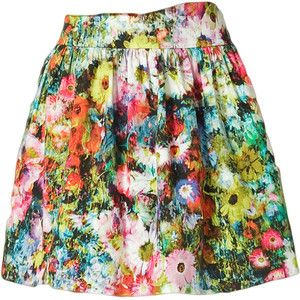 Trendy Dark Skirts