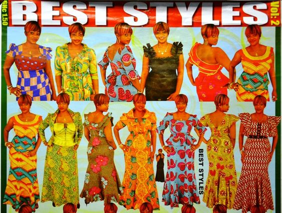Best Styles Clothing line...I wonder if they sell skirts in those vibrant prints...