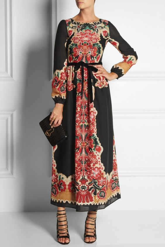 Original And Awesome Oriental Prints To Wear To An Advantage ...