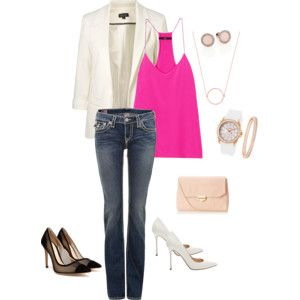 """Casual Friday #1"" by katiekoran on Polyvore"