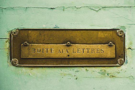 Marseille (France), Old door mailbox | Flickr - Photo Sharing!