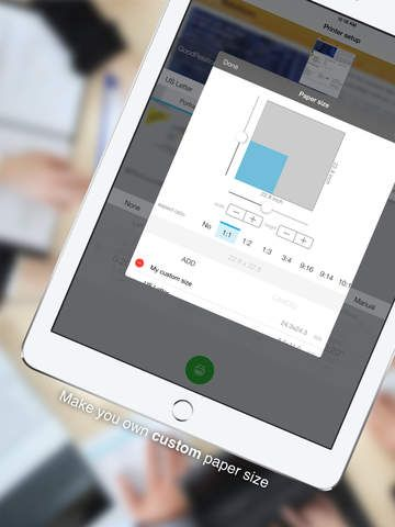 """iPad App Printability - print Safari page to PDF 