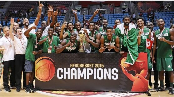 agathachibuike's Blog: Nigeria beat Angola in AfroBasket 2015 Final to wi...