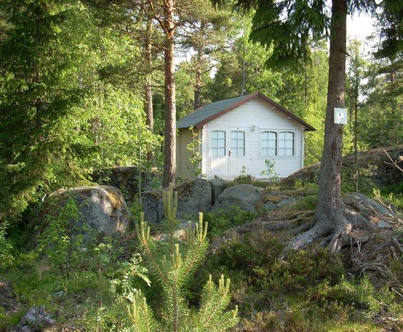 Summer-Cabin, North of Stockholm, Sweden